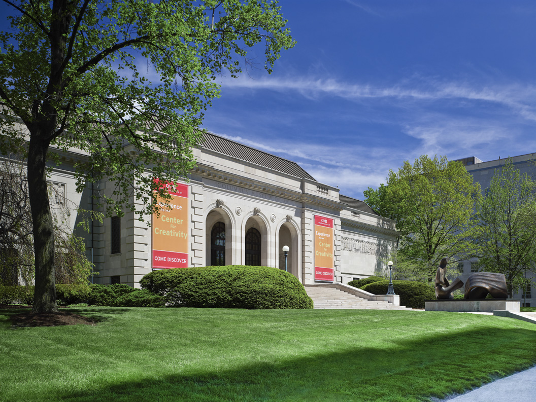 Lead Designer: Columbus Museum of Art