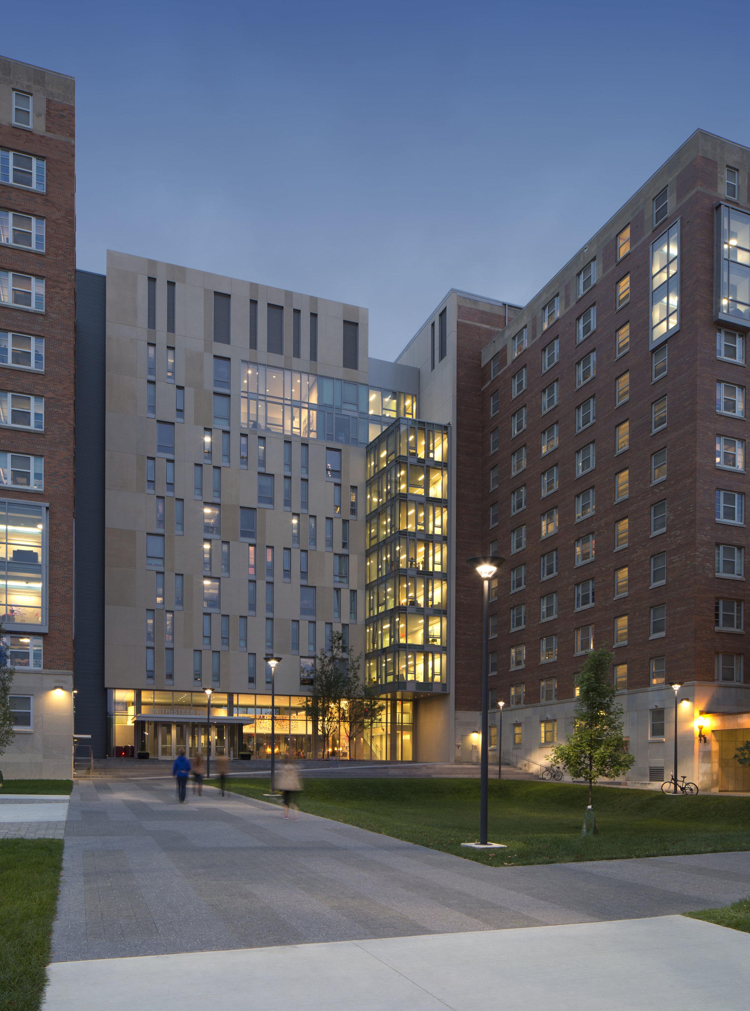 Architect: OSU South High Rises
