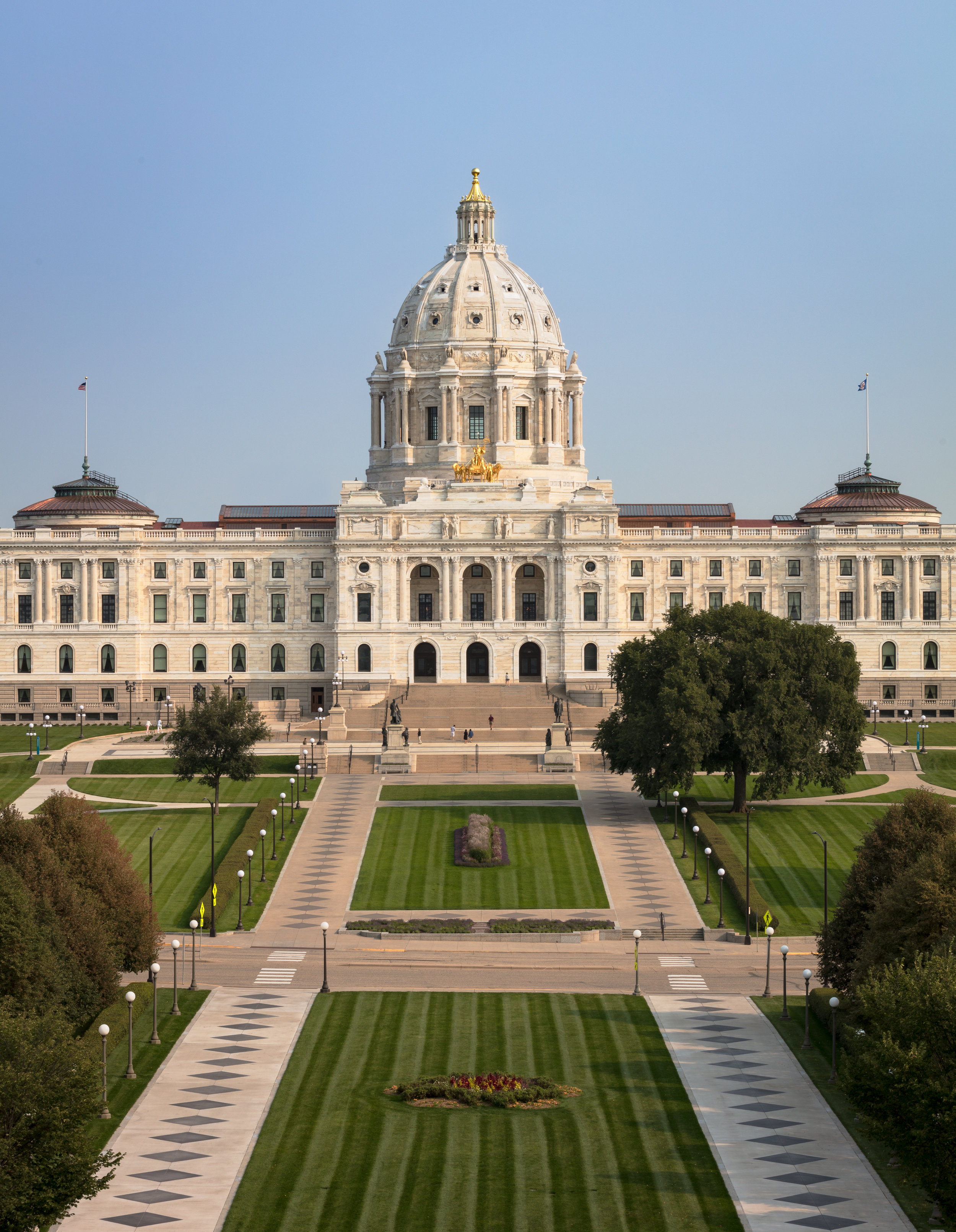 Designer: Minnesota State Capitol