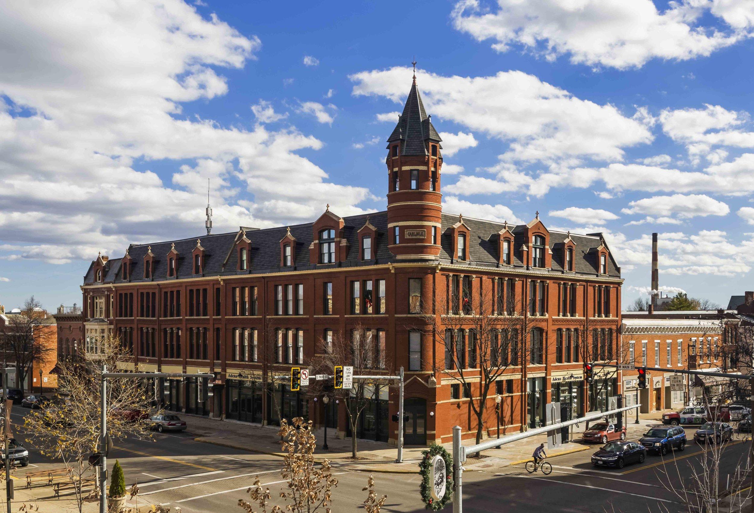 Architect: The Carlisle Building