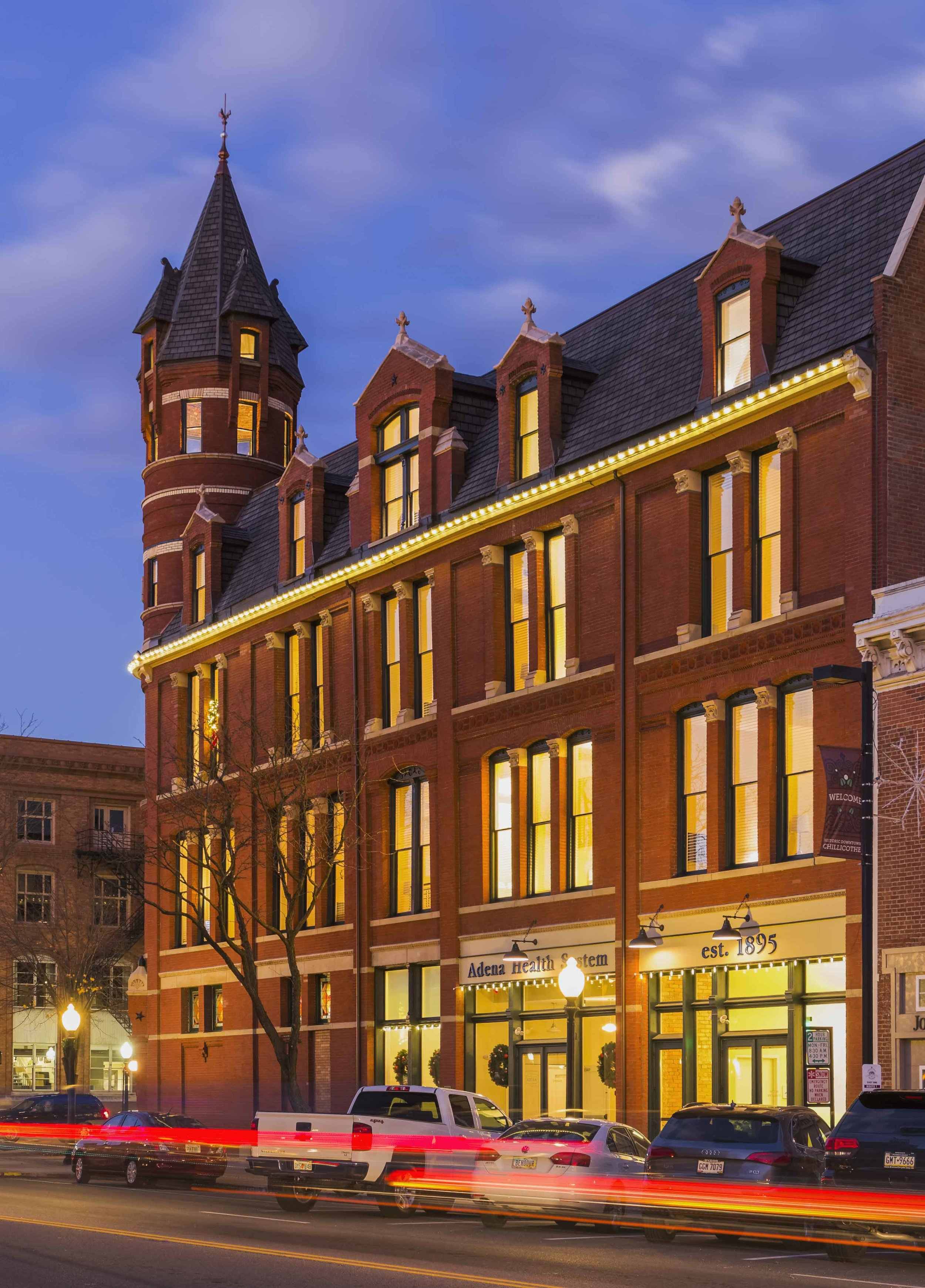 Project Manager: The Carlisle Building