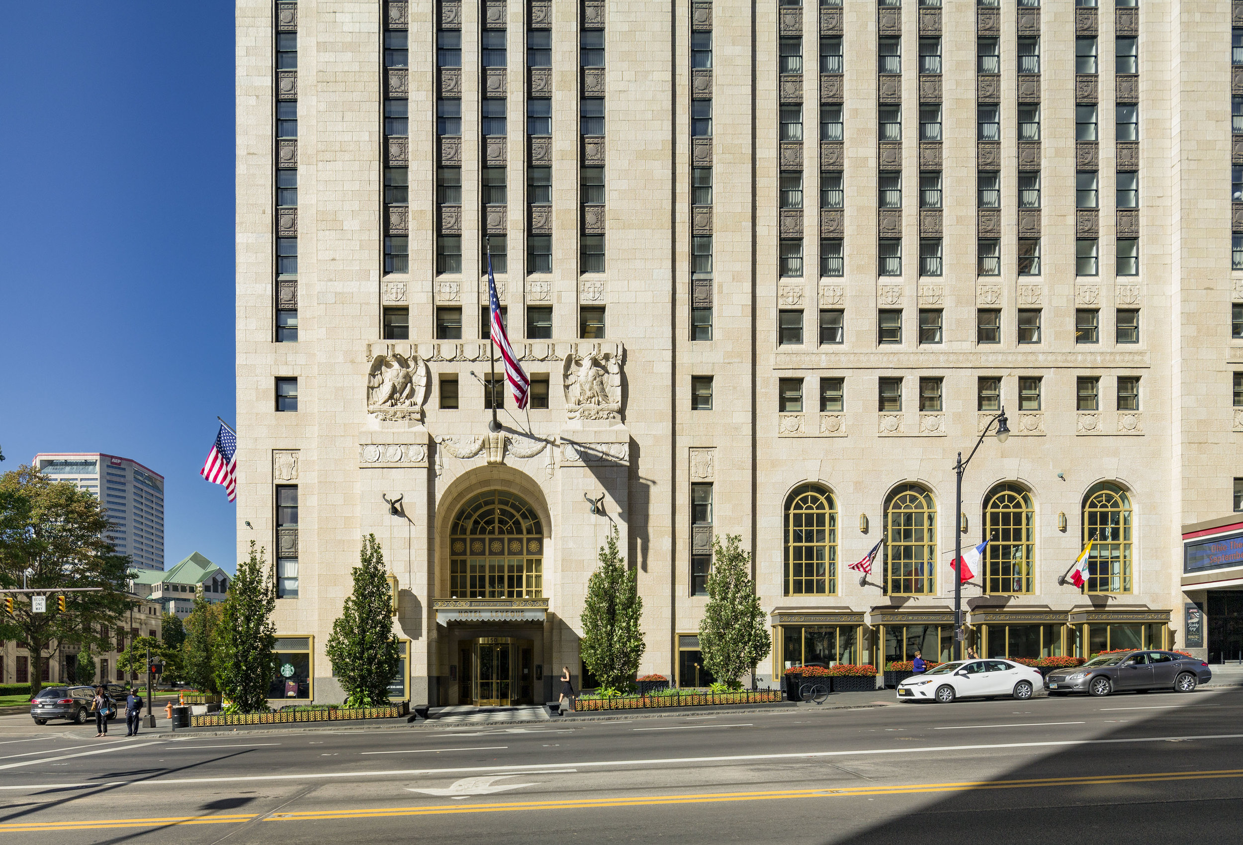 Project Manager: LeVeque Tower