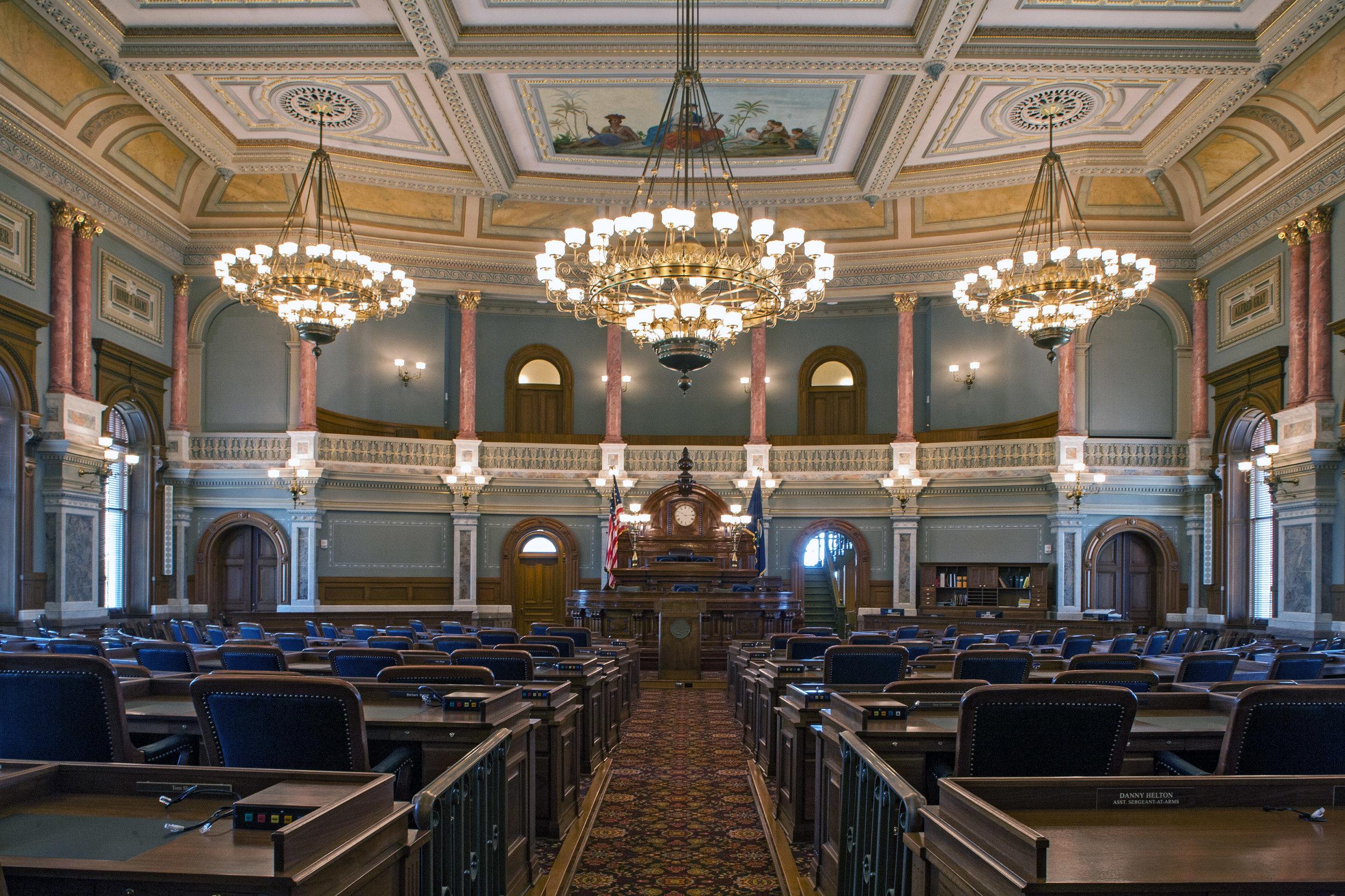Copy of Kansas State Capitol