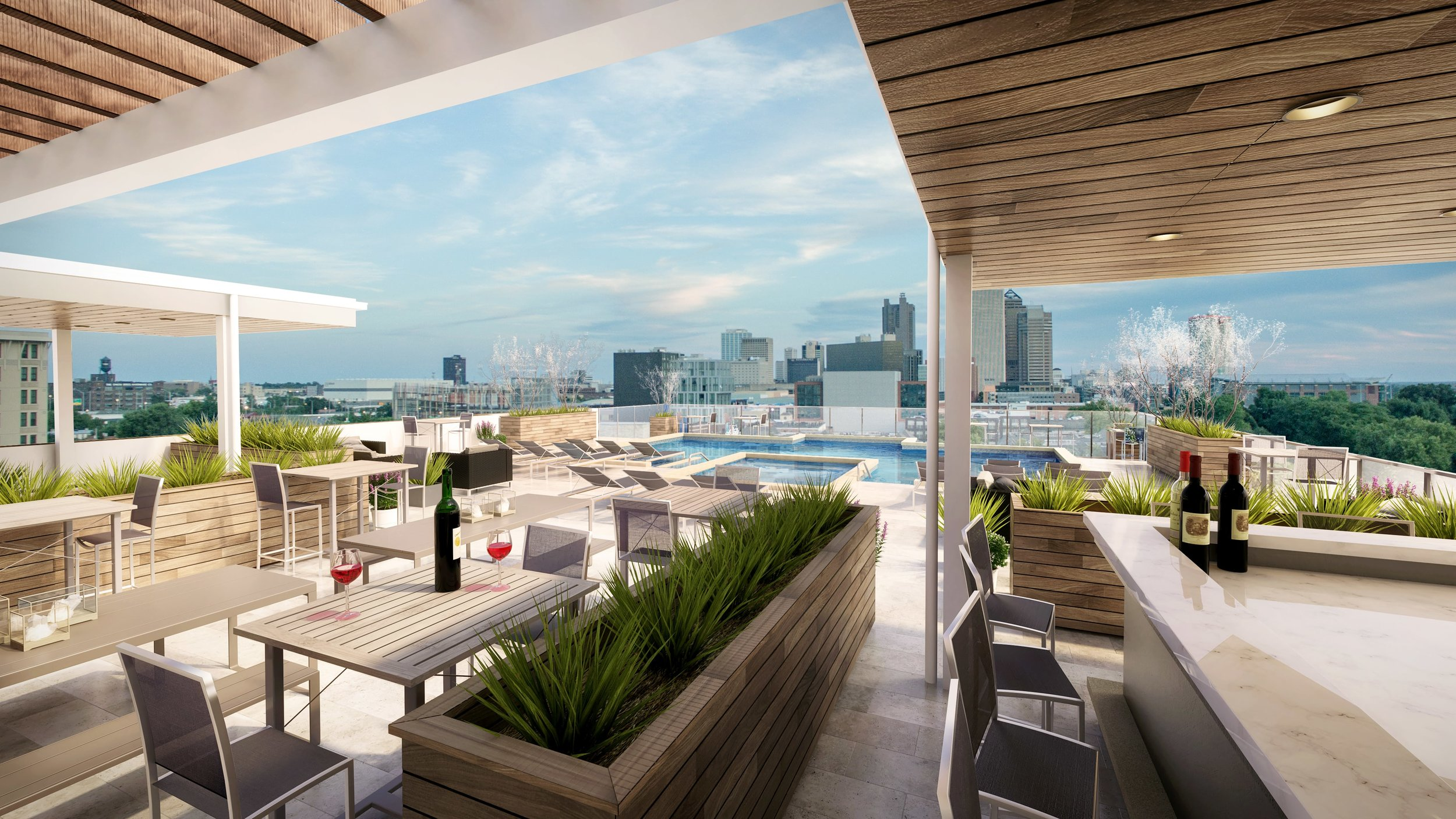 Hubbard_Park_Place_Short_North_Apartment_Office_Pool_Garage_Rooftop_Bar_Lounge