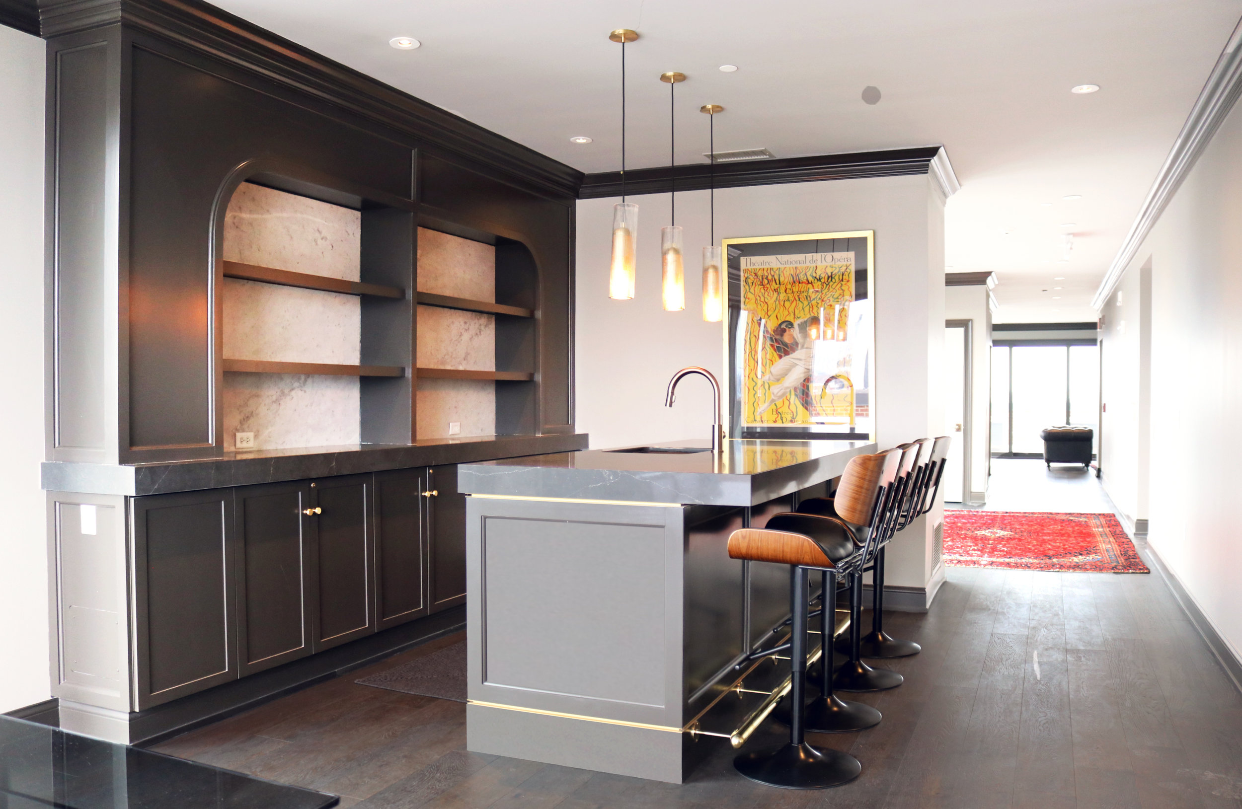 Brunner Building Apartment Apartment Common Area Rooftop Bar - Schooley Caldwell.jpg