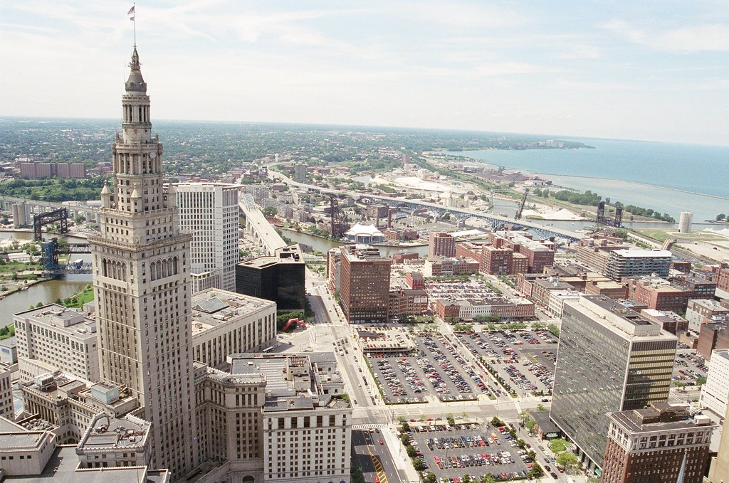 Terminal Tower, Cleveland, OH