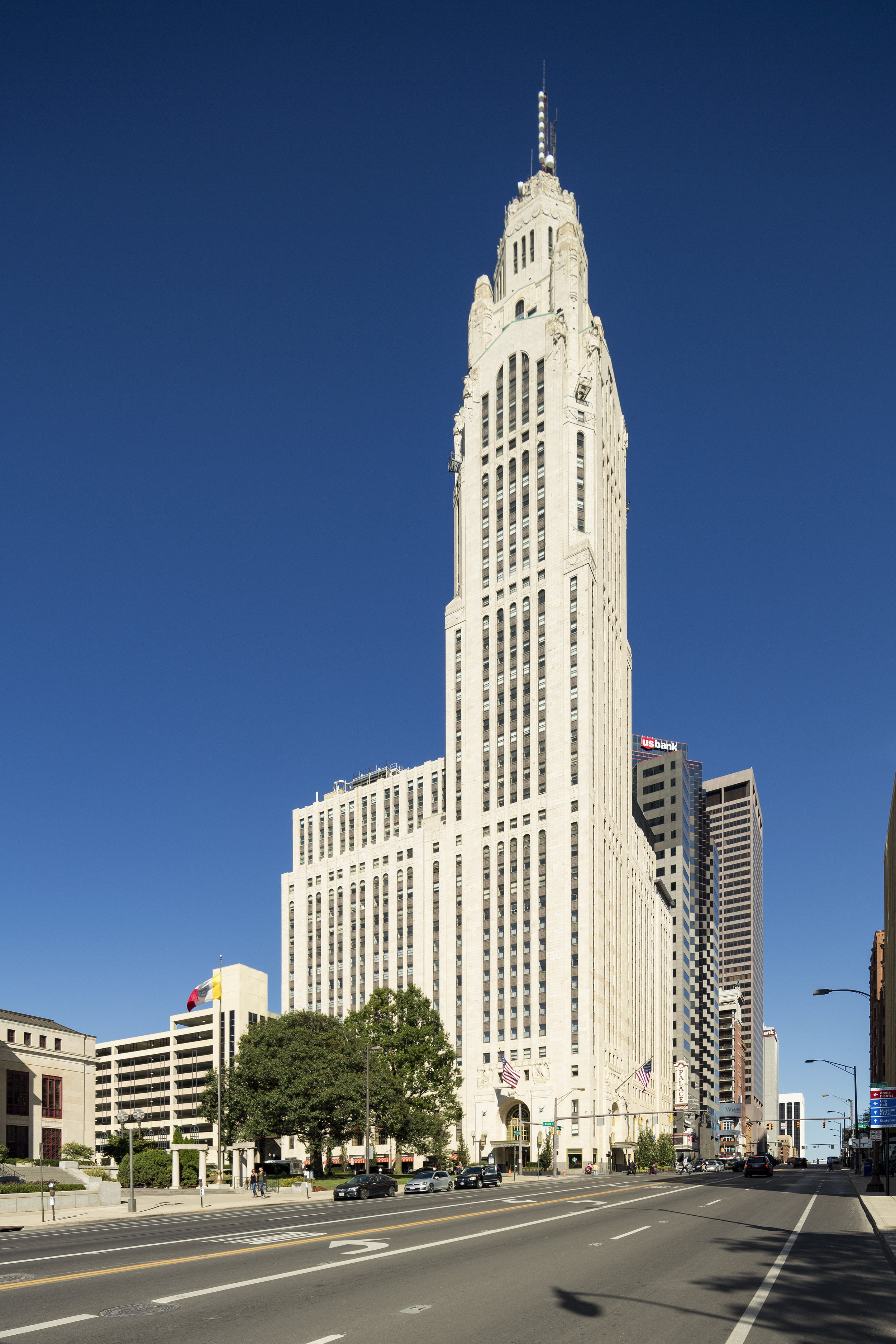 LeVeque Tower, Columbus, OH