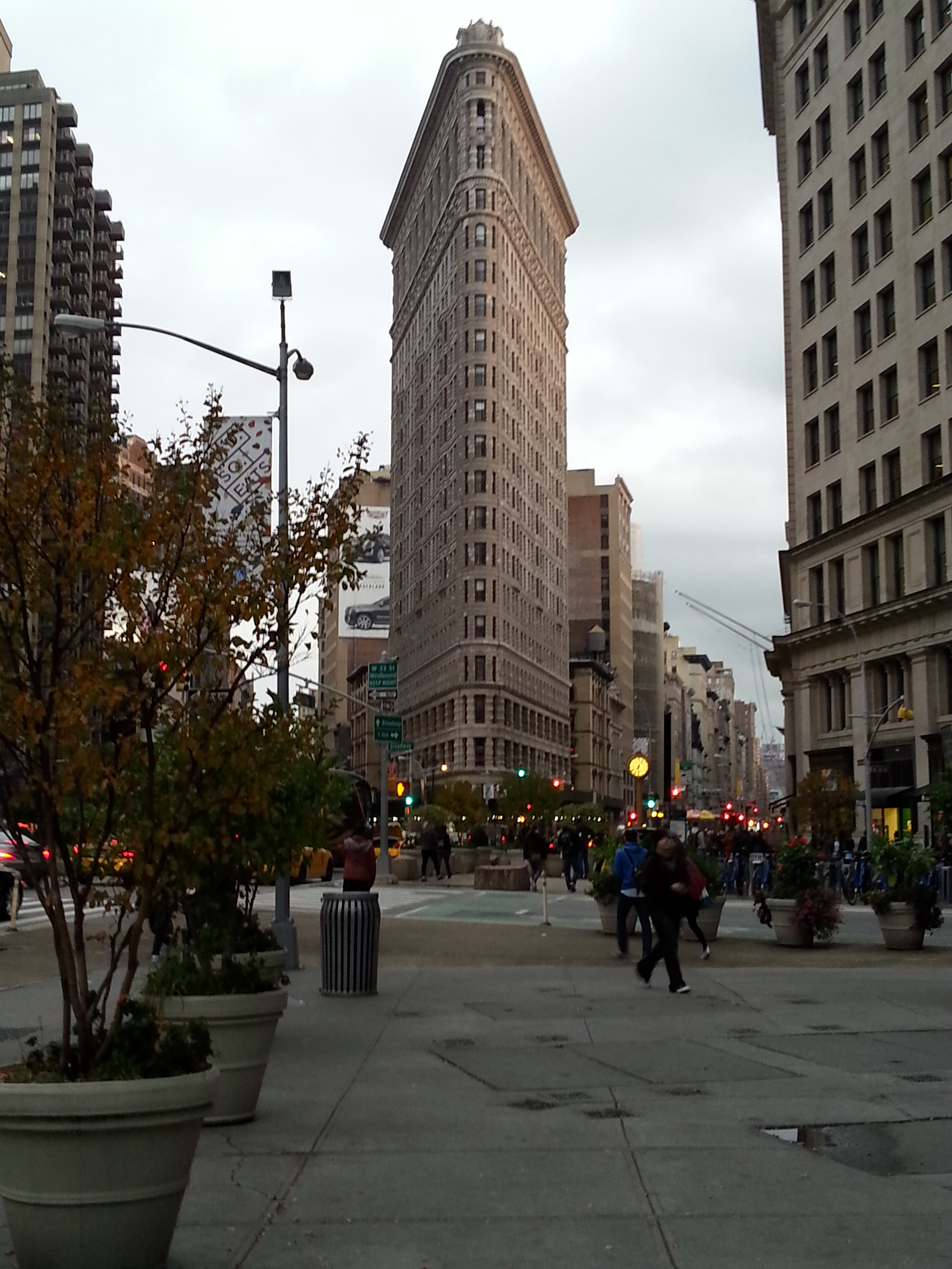 Flatiron Building, New York, NYC