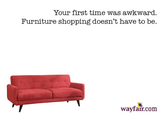 Shop Online with Wayfair