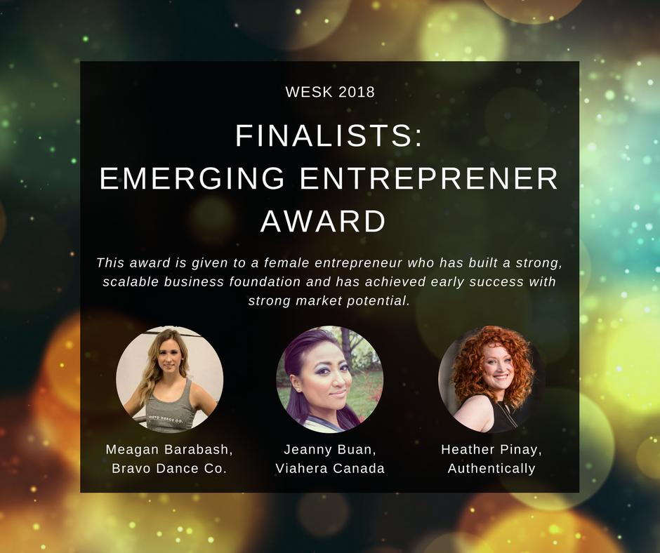 WESK- Women's Entrepreneur of Saskatchewan Gala