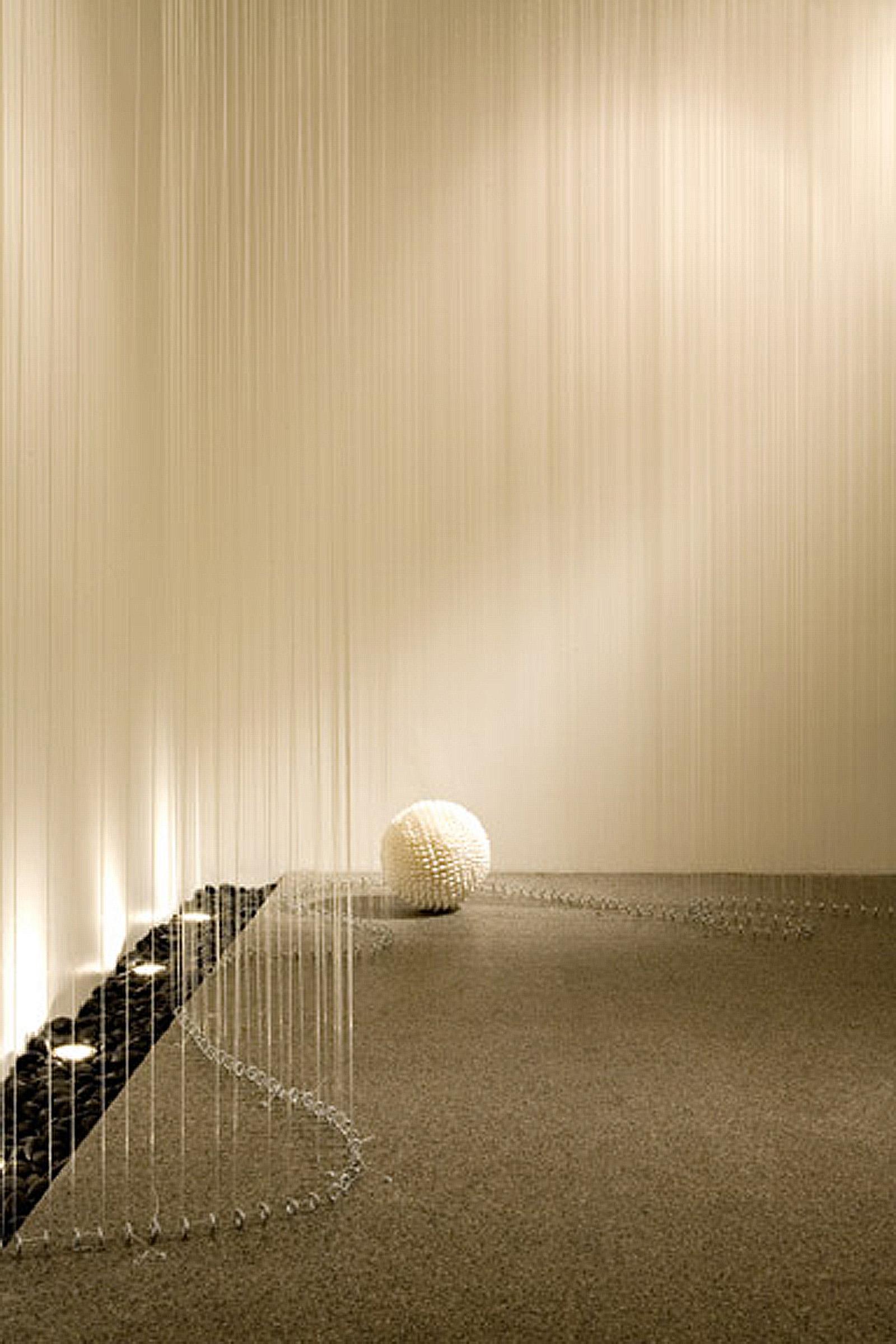 Rain, Custom Installation by ITA +KUBE
