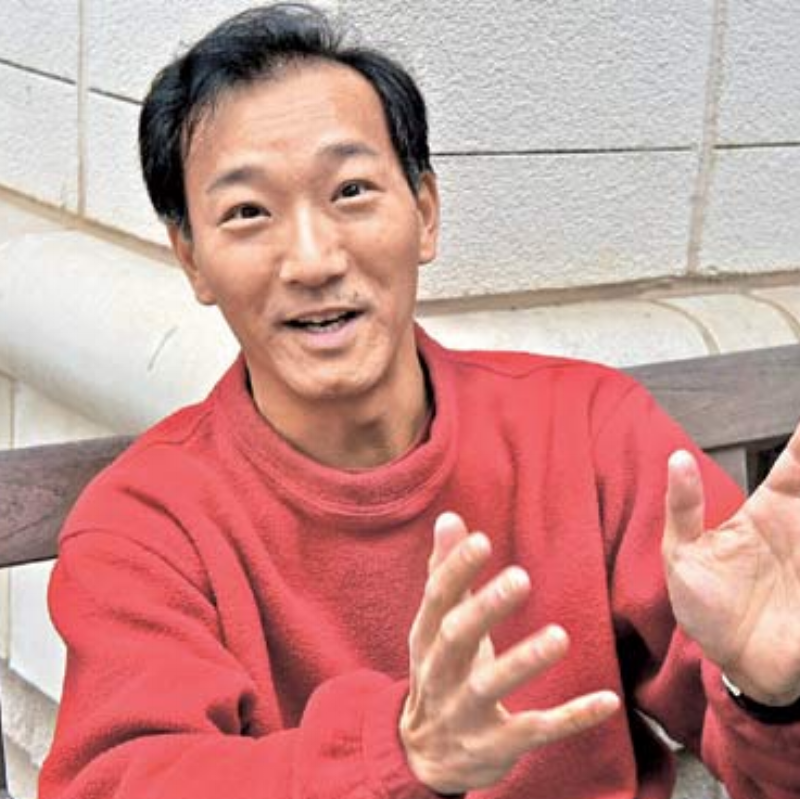Dr. Ken Ono