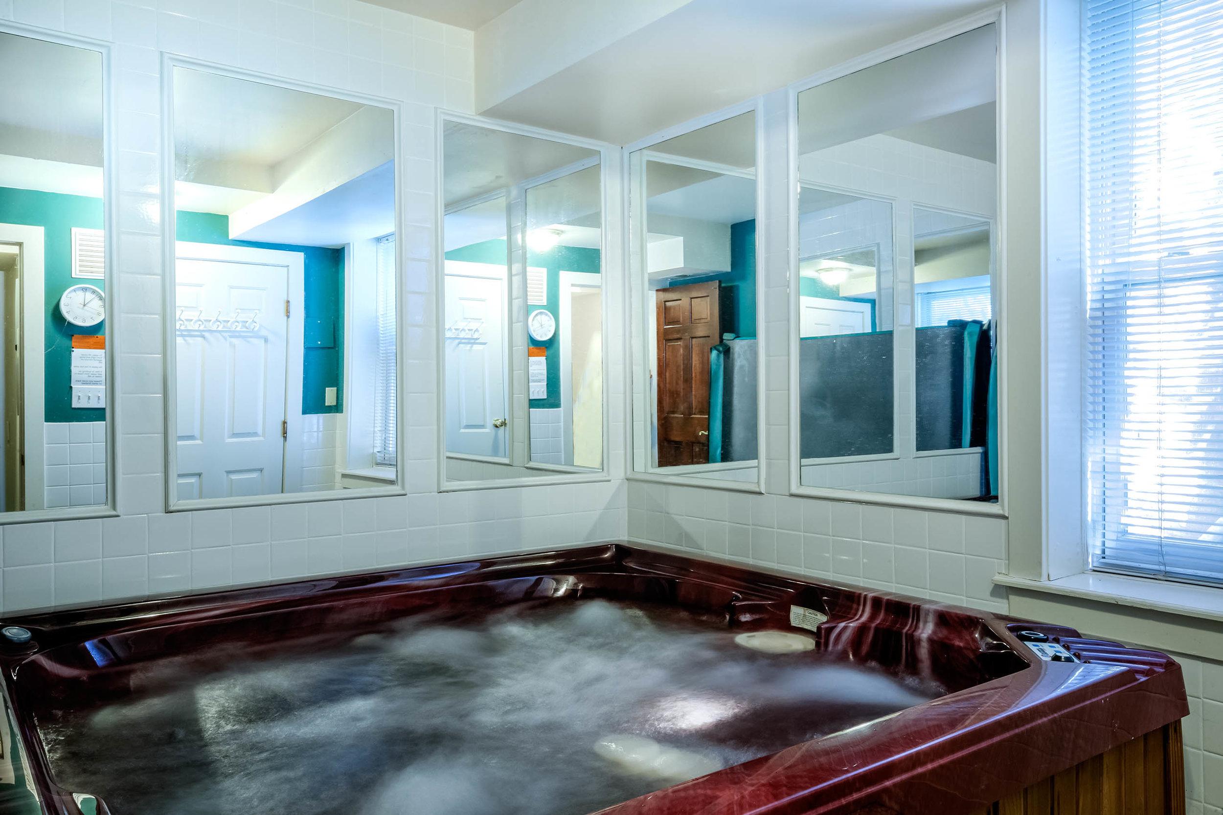 Hot Tub Room - Lower Level