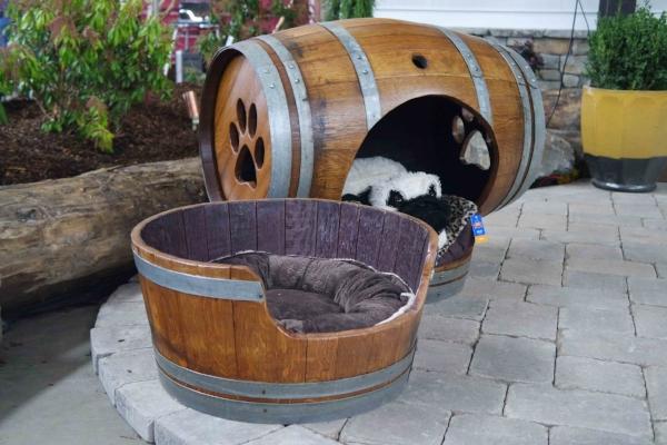 Custom Wine Barrels