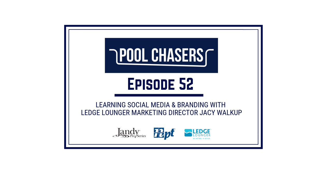 pool chasers ledge lounger episode 52
