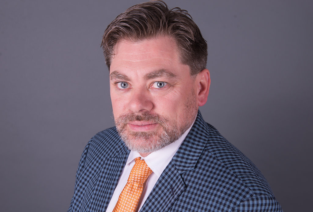 Donovan Shanahan - Associate Sales Manager for the International Pool, Spa, and Patio Expo