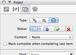 Tim Stringer - OmniFocus Project Types - Mac