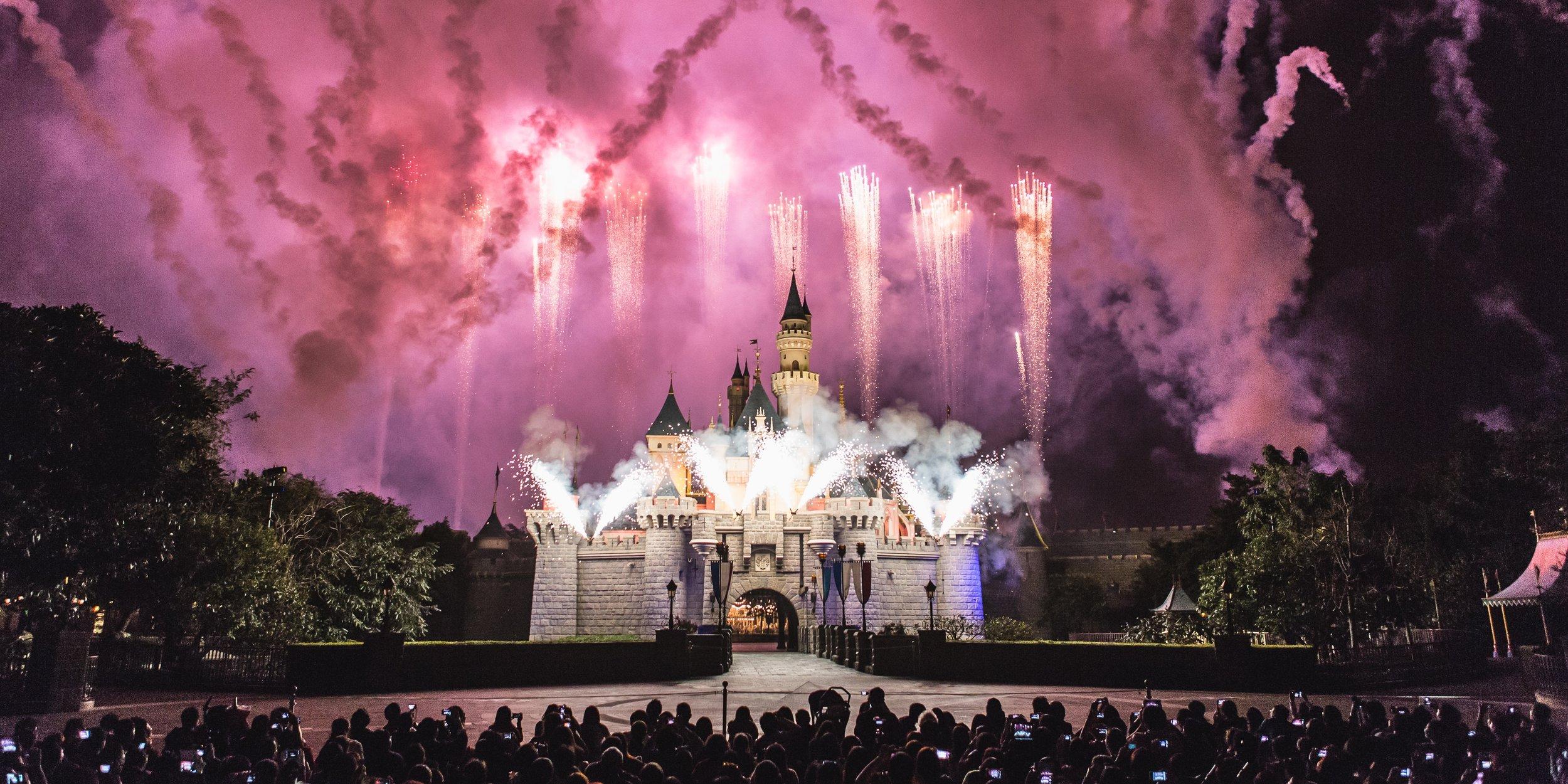 Disney Land, Anaheim CA
