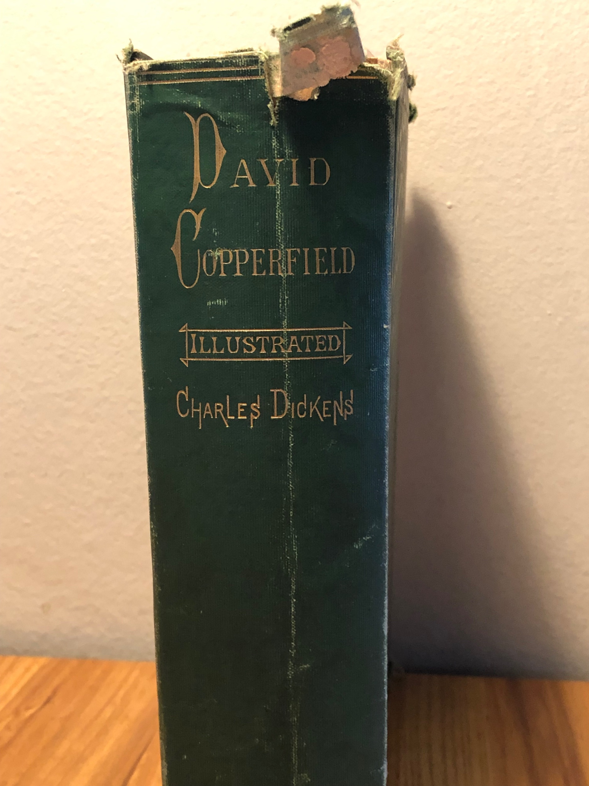 DAVID COPPERFIELDBY CHALRES DICKNS -
