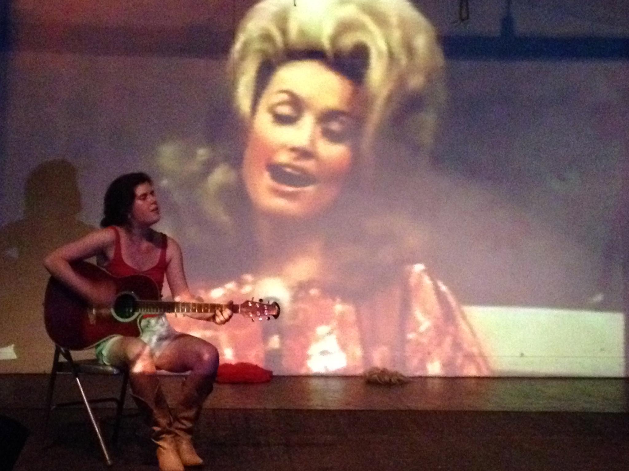 MUSE: a dada cabaret starring Tippi Hedron