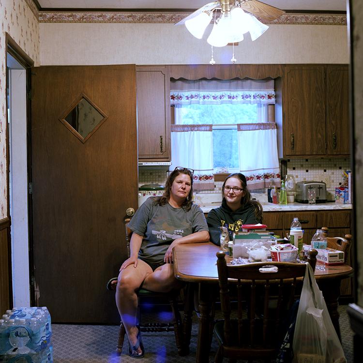 Sharon + Lori Schobert, New Athens, Illinois