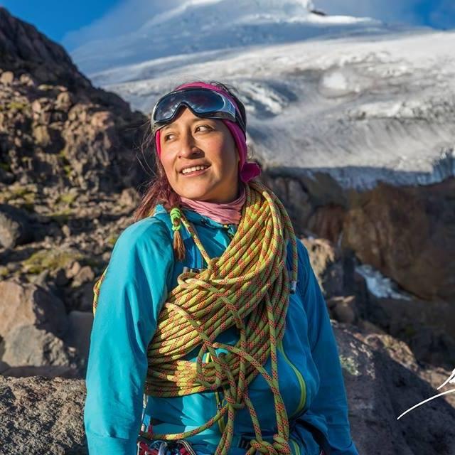 Andean runner – Valeria Vanessa Guanangui (Vane)