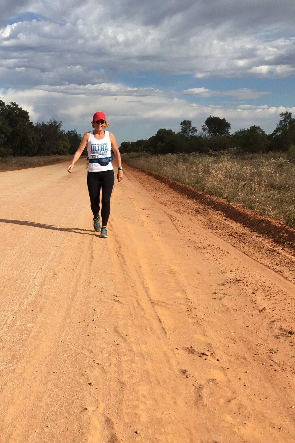Broken Hill to Sydney Solo Ultra marathon