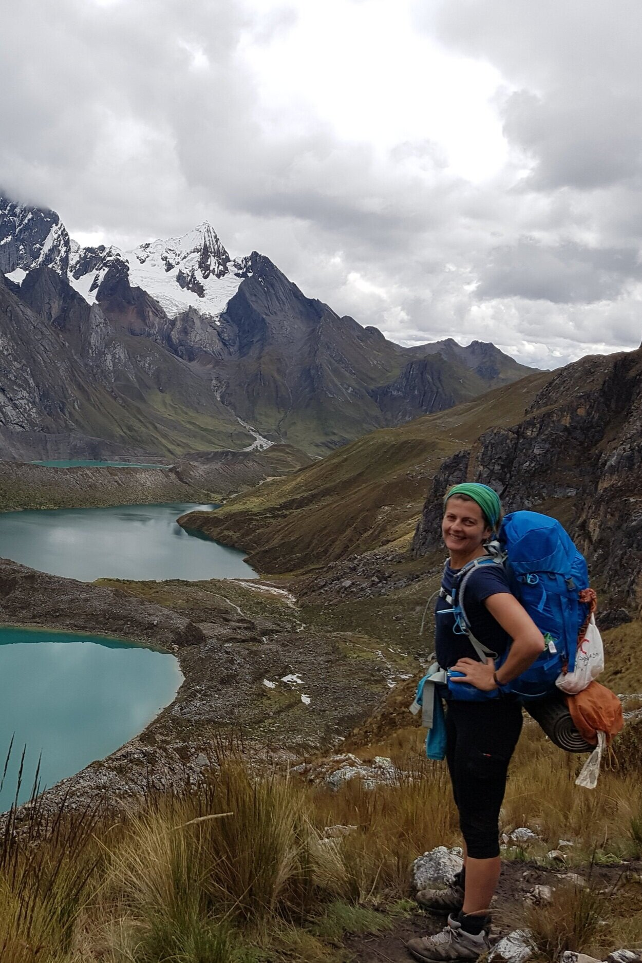 Huayhuash Solo Trek, Peru