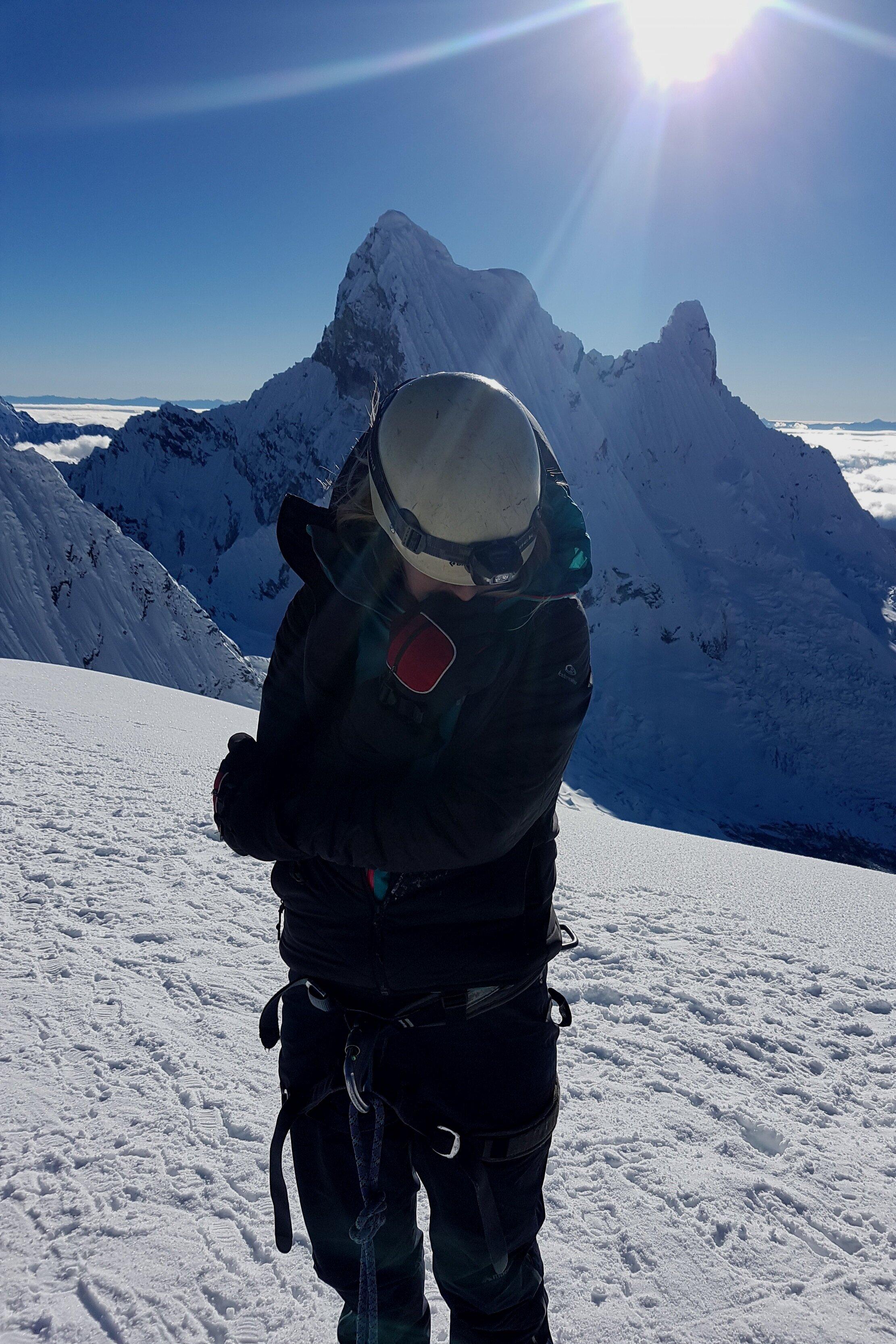 El Pisco Summit