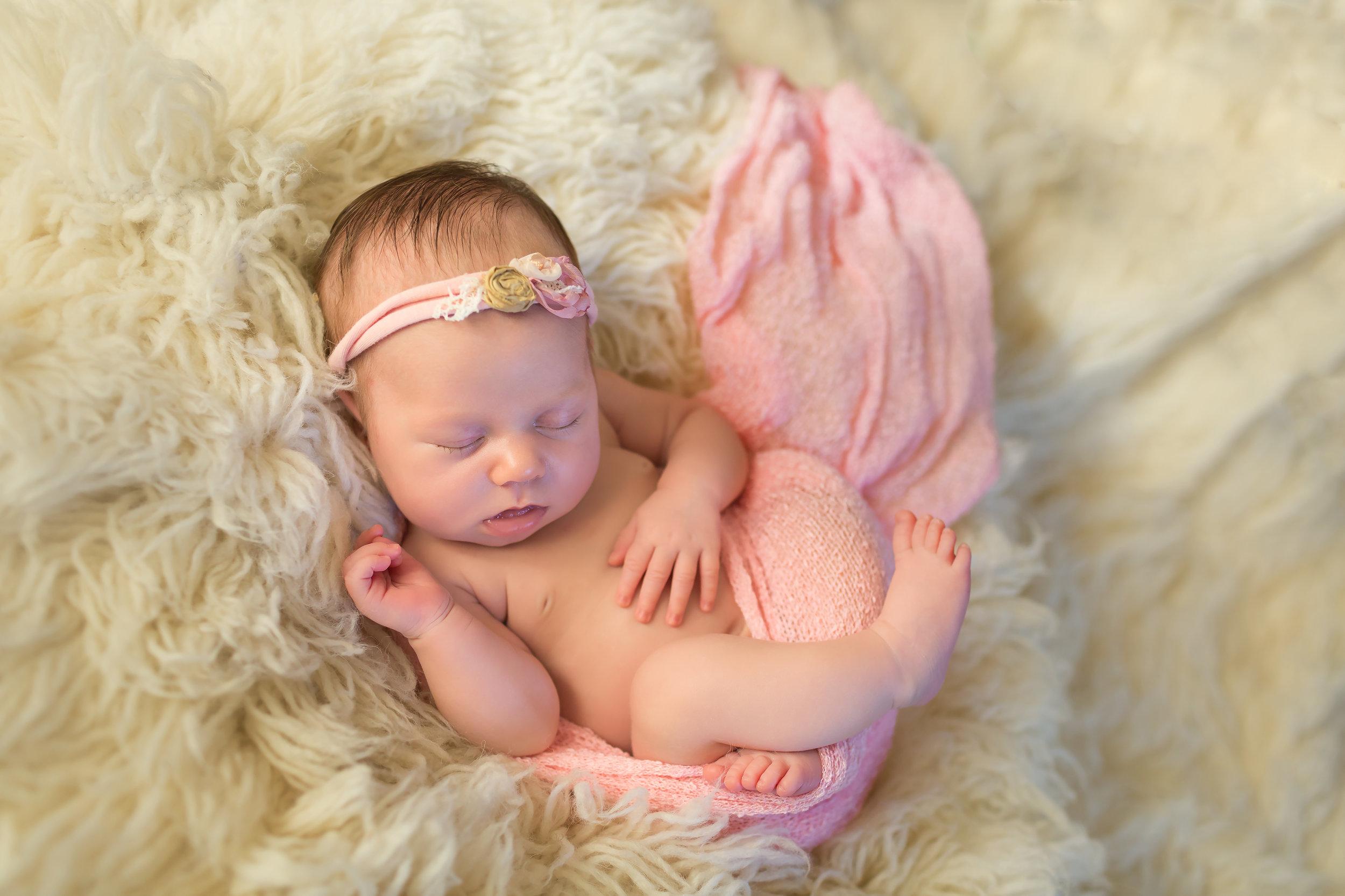 San Diego Newborn captured by Studio Freyja Newborns - a premier fine art newborn photographer in San Diego, CA