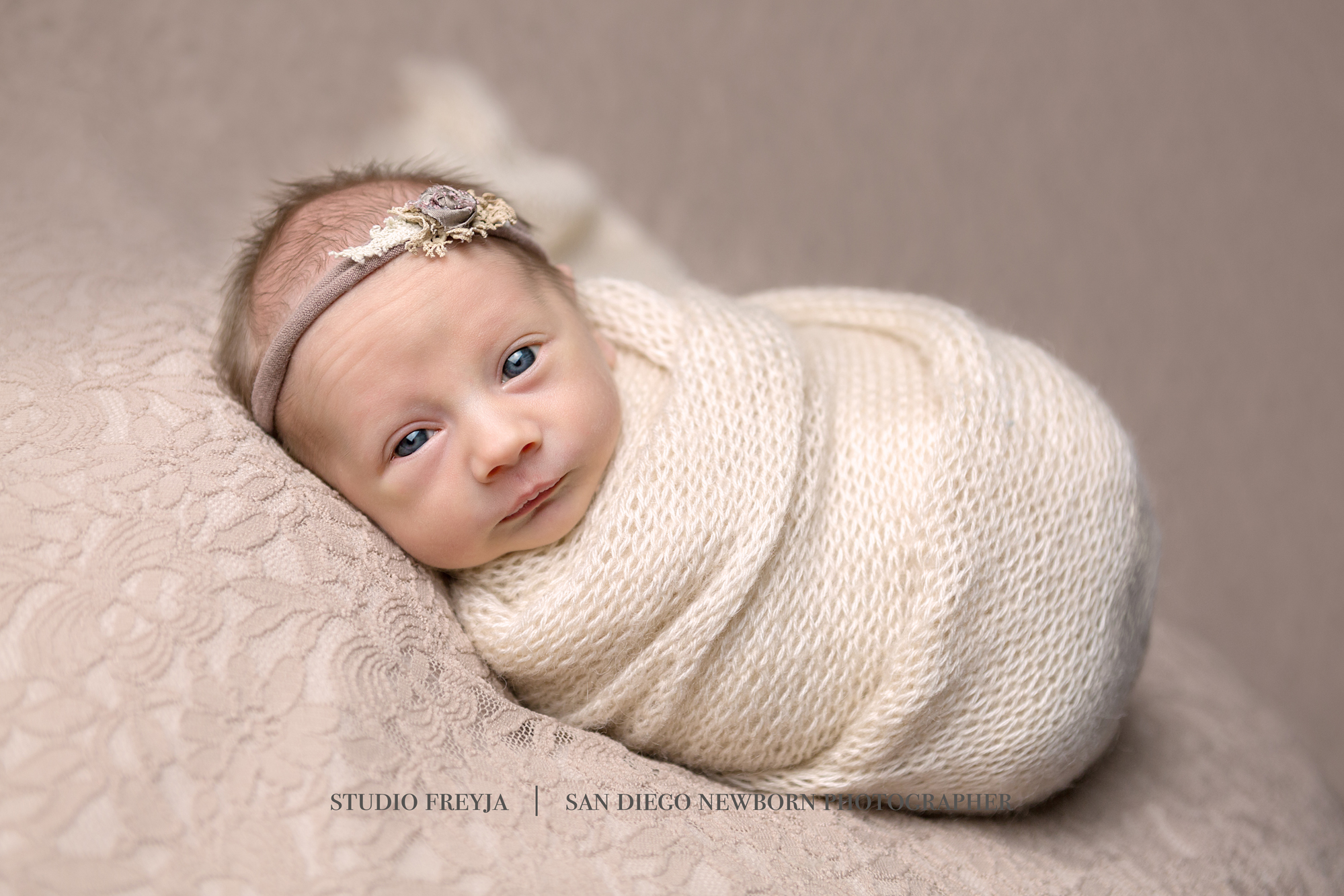 San Diego Newborn Session