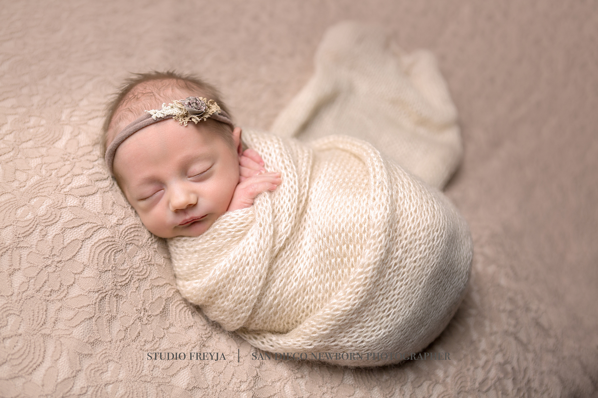San Diego Newborn Photography Session
