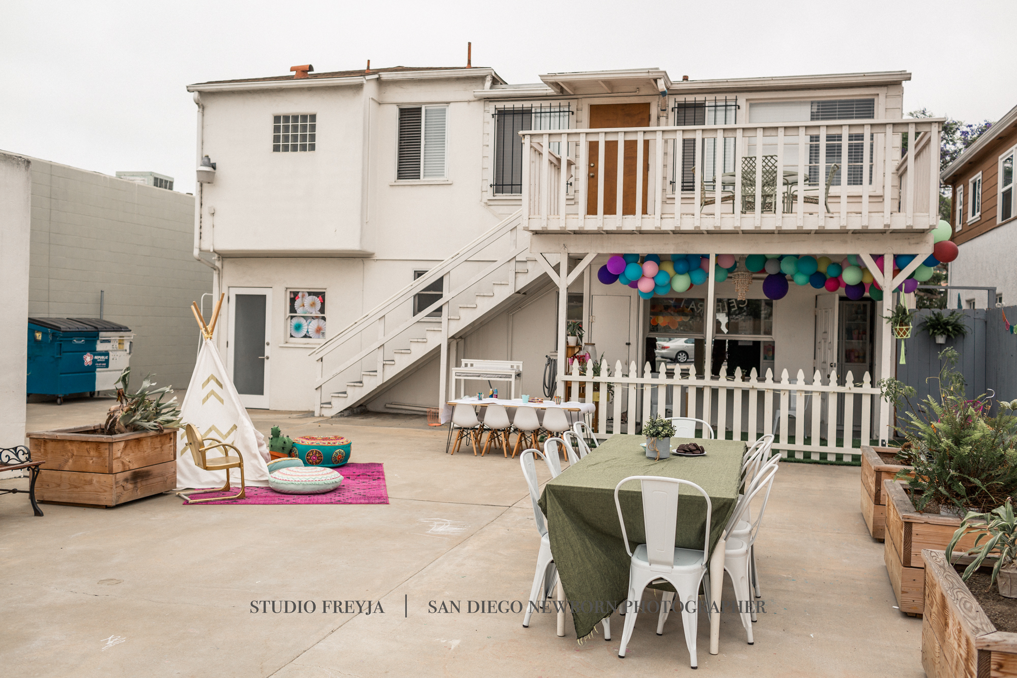 Wee Gather San Diego Party Event Space by San Diego Portrait Photographer Studio Freyja 9.jpg