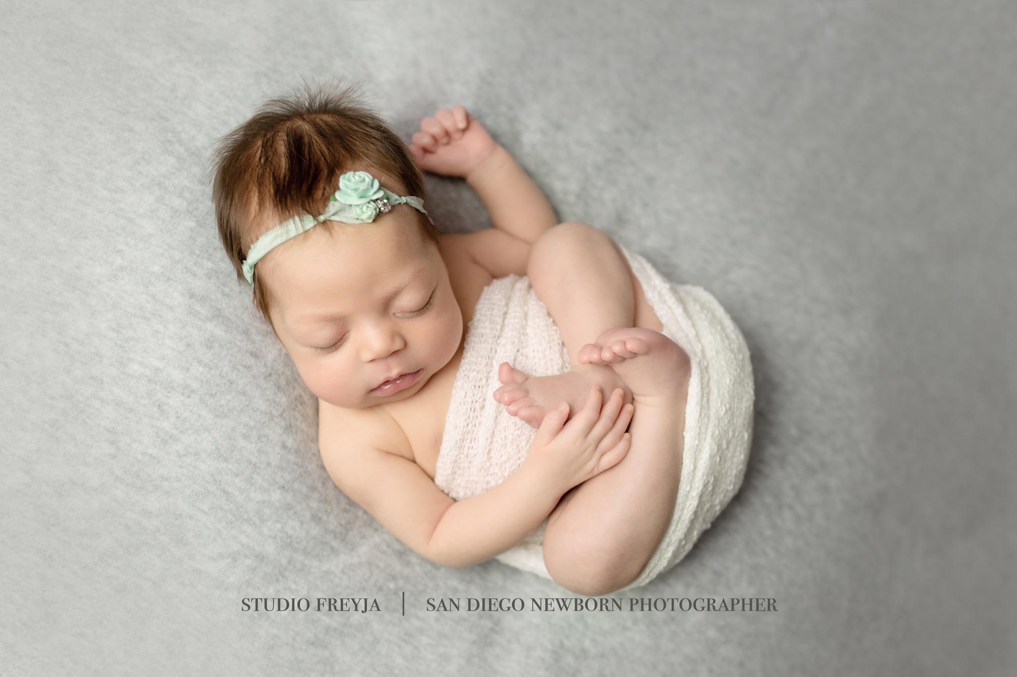 Raylee Newborn Session Copyright Studio Freyja  San Diego Newborn Photographer (5 of 7).jpg