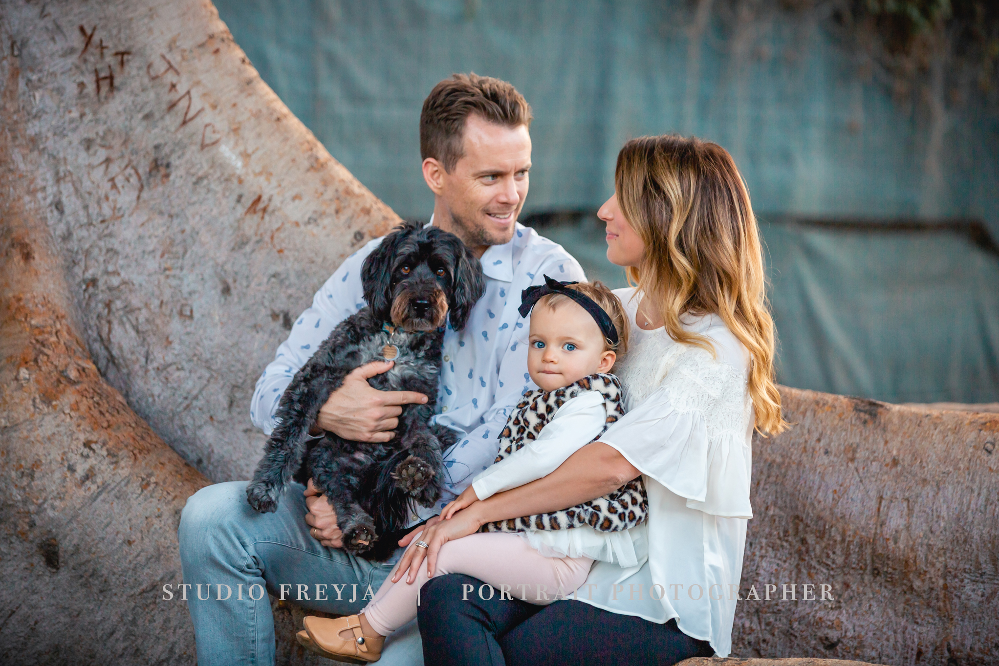 Family Pictures Balboa Park