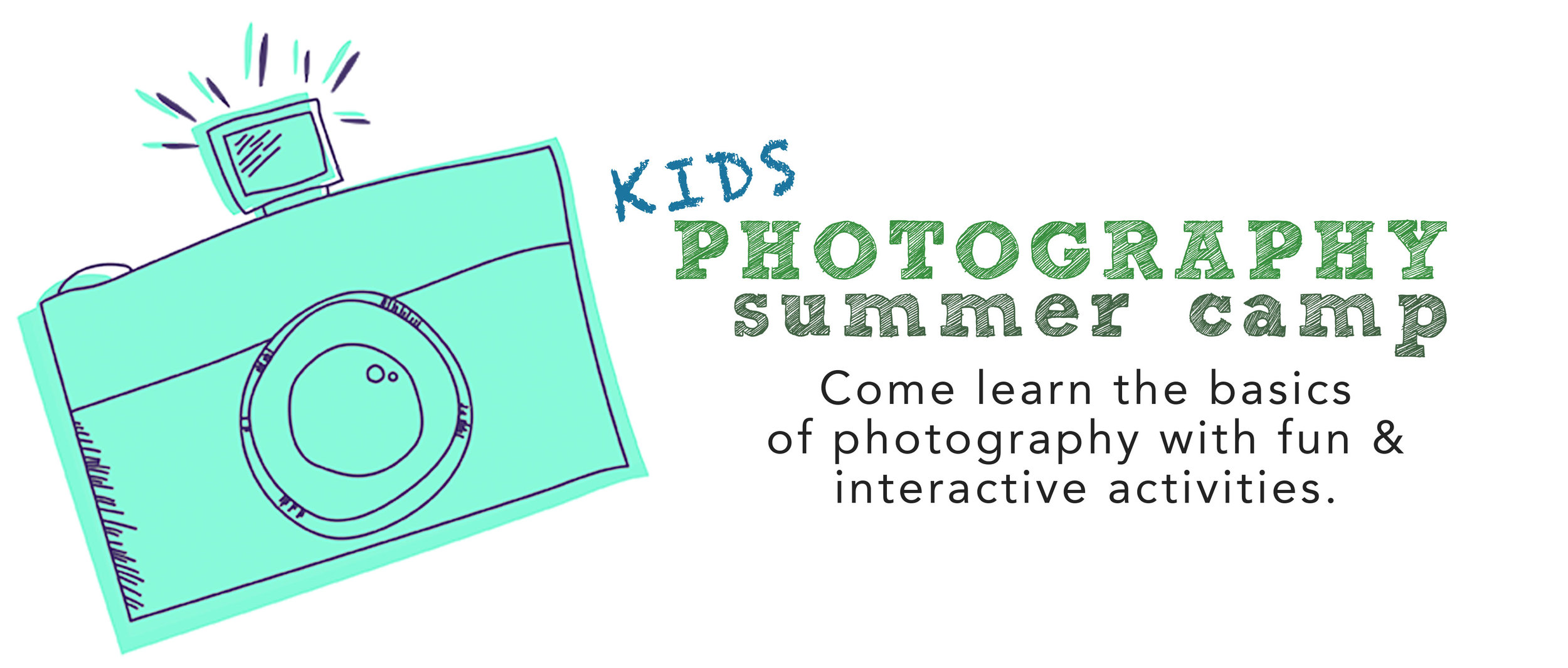 San Diego Summer Camp Photography Class for Kids