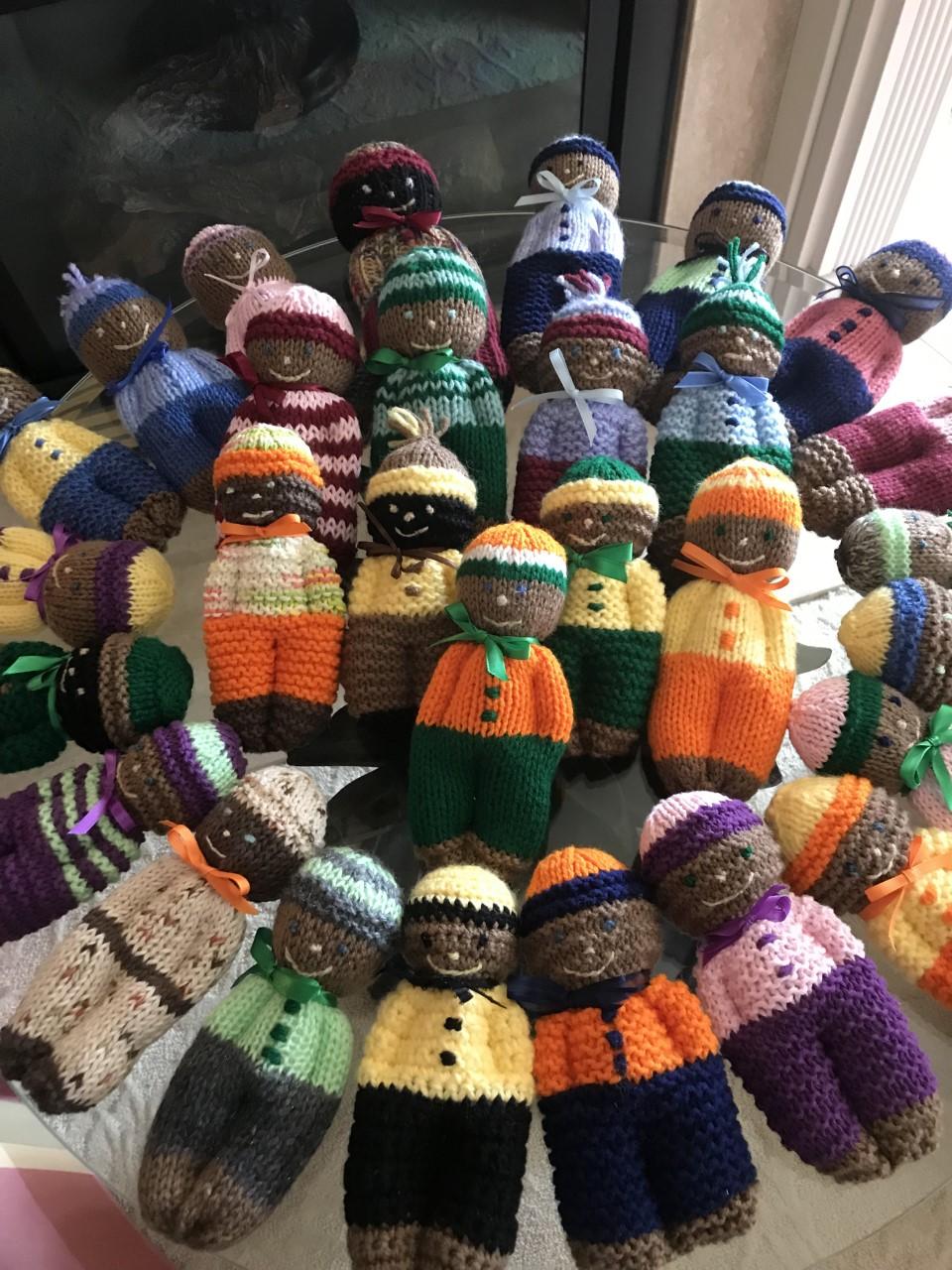 Sacred Heart Comfort Dolls