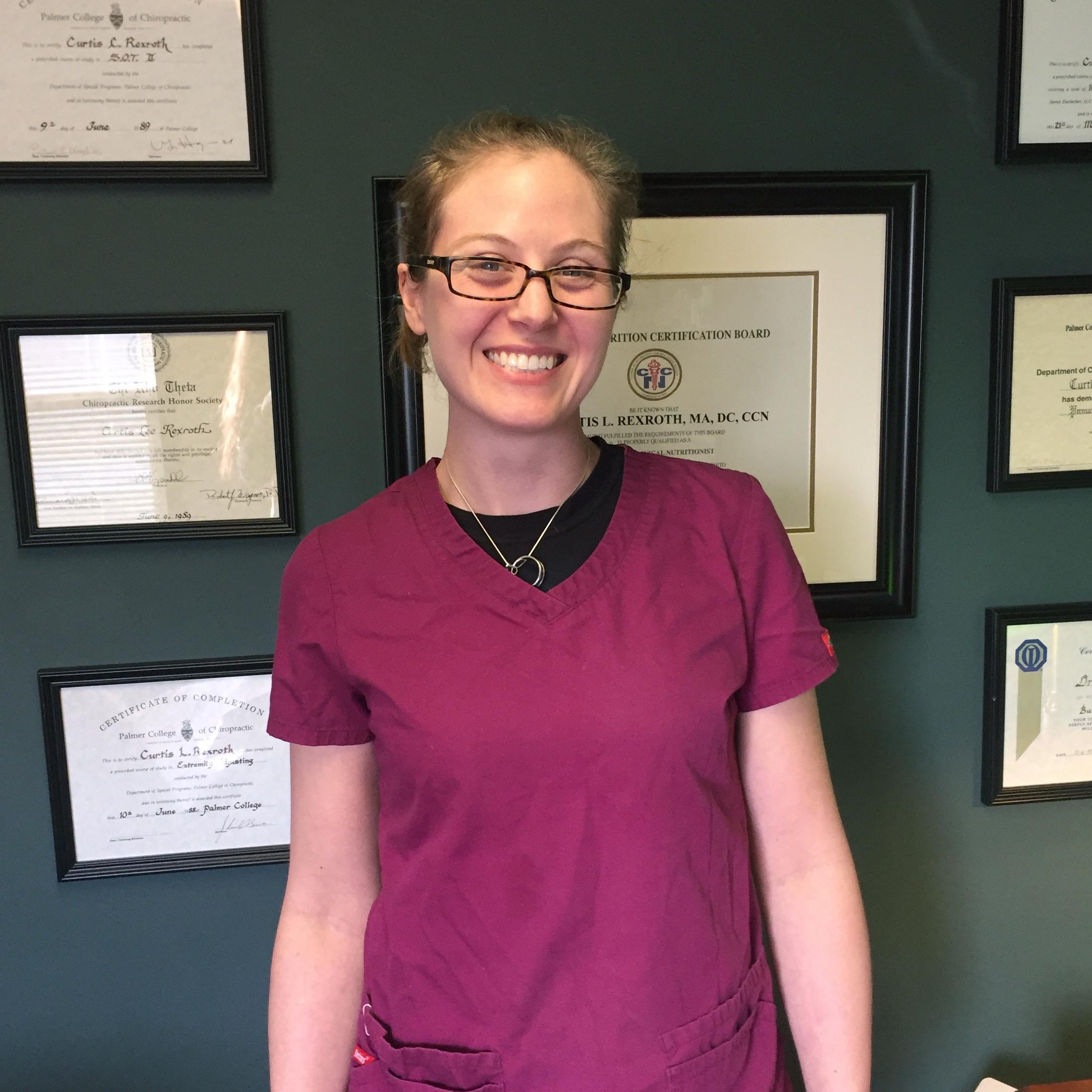 Angelique Gilbert, Patient Educator