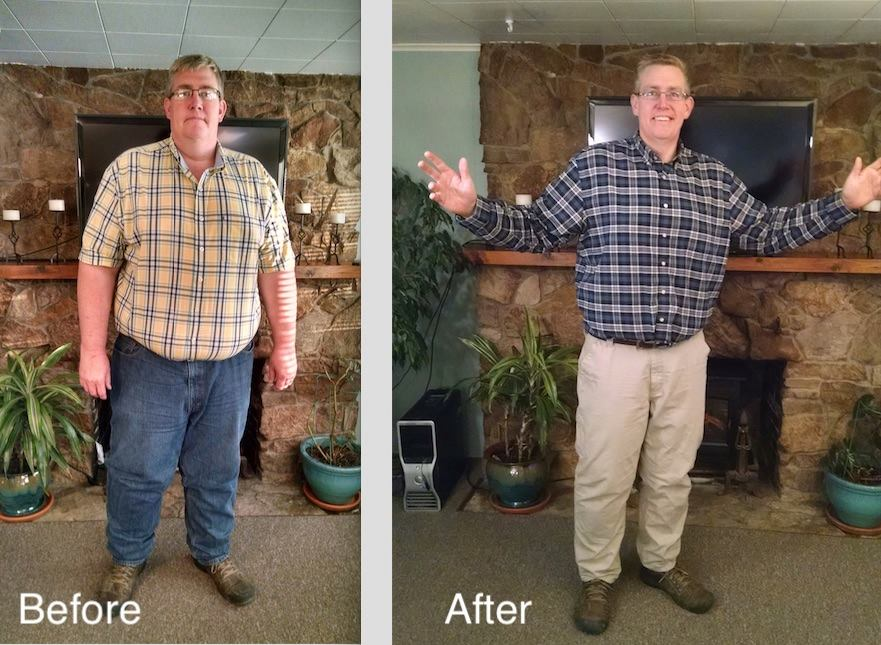 Welcome to Health Dieter Before and After weight loss