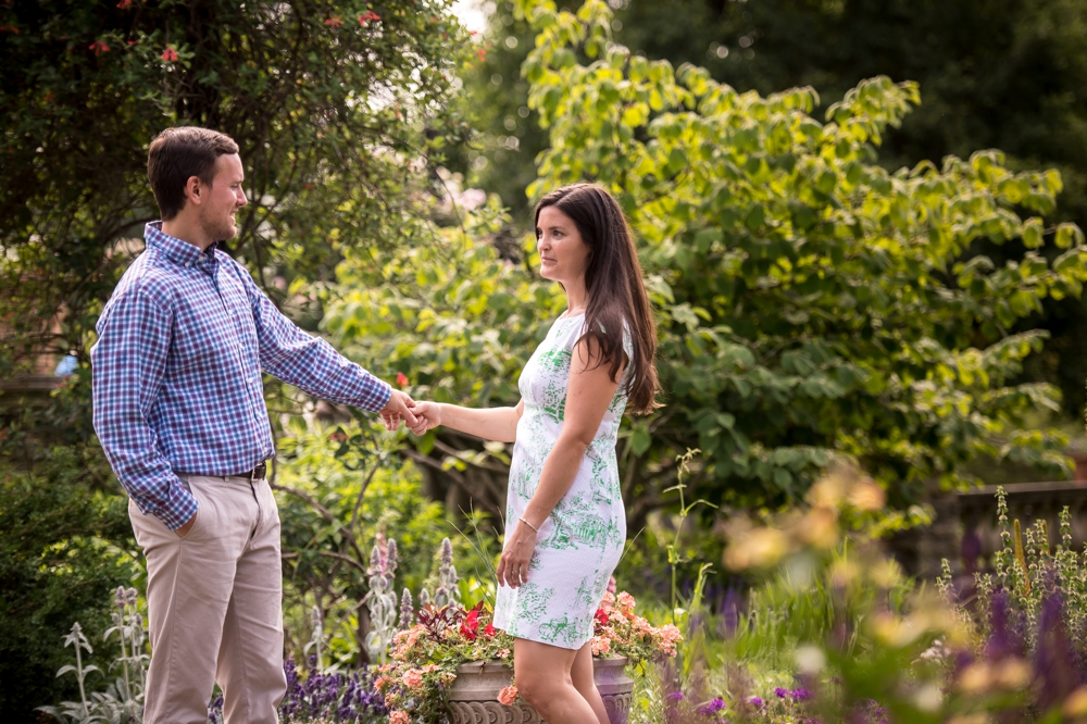 Mary and Ed Engagement Photos