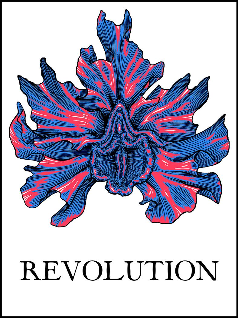 gabrielle abbott cocapussyflower2revolution poster.jpg