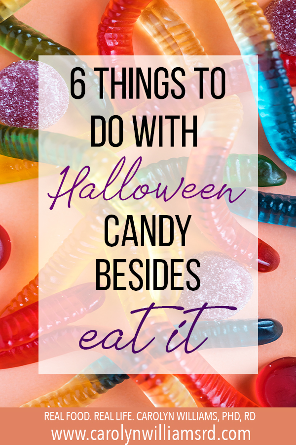 6 Things to Do With Halloween Candy Besides Eat It