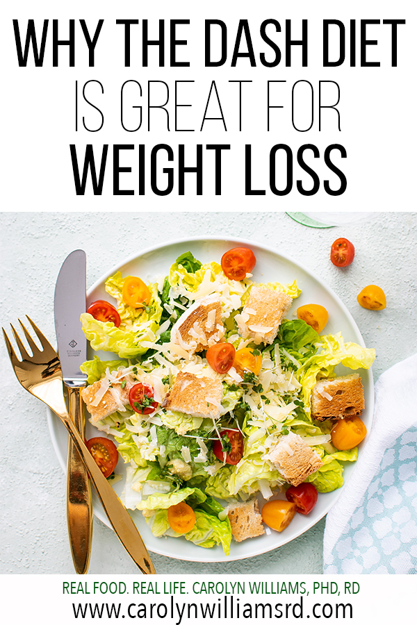 the dash diet why