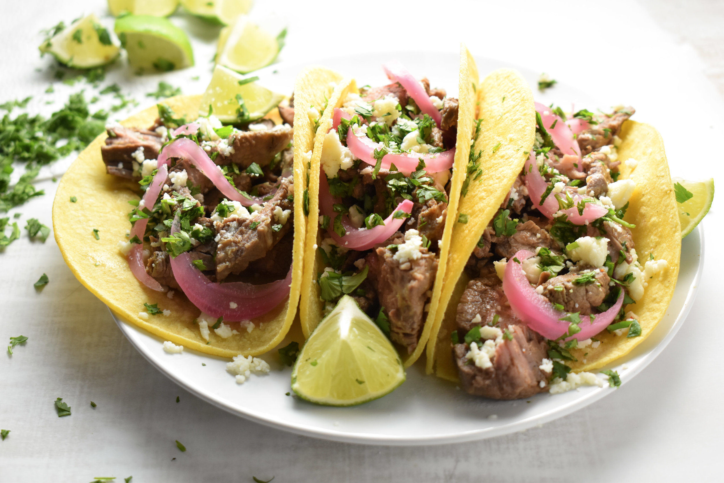 Mexican-Inspired Cuisine -