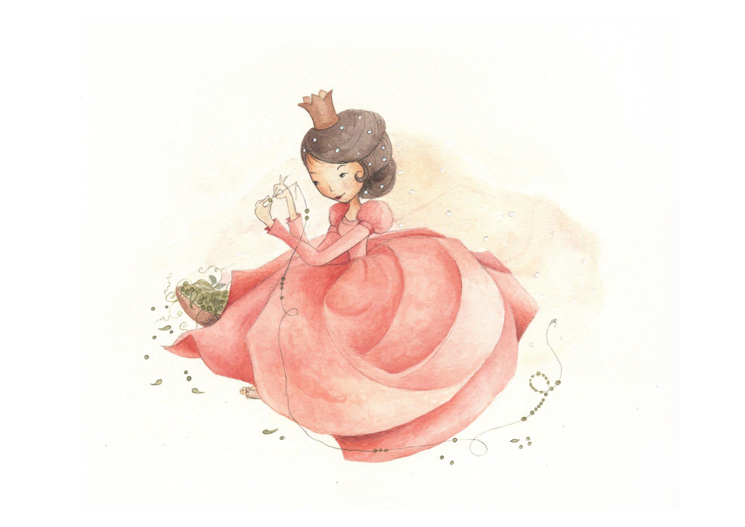 Princesse and the peaA3.jpg