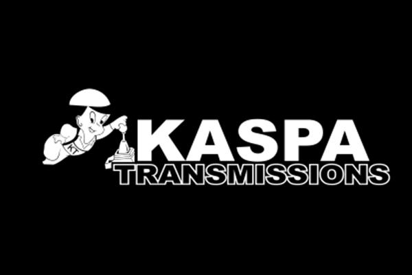 Kaspa Transmissions   Fanga Dan Woolhouse