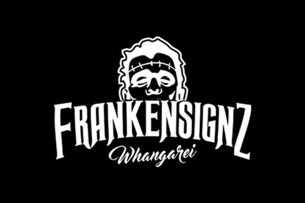 Frankensignz Whangarei   Fanga Dan Motorport