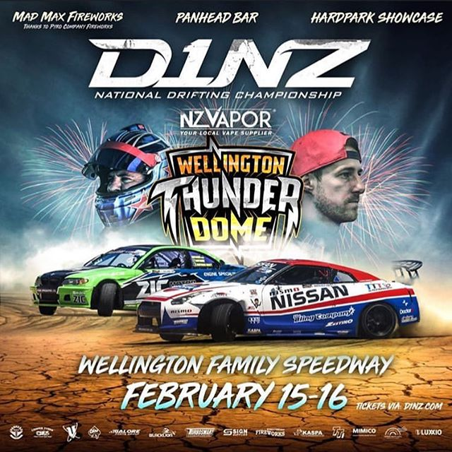 🏁 @d1nz ROUND 2📍Wellington Family Speedway!