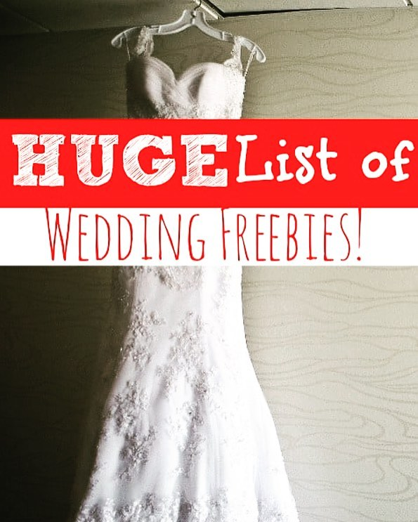 Have a tight wedding budget? This should help! 🤑 Free Wedding Samples! By @sixdollarfamily (Link in bio)
