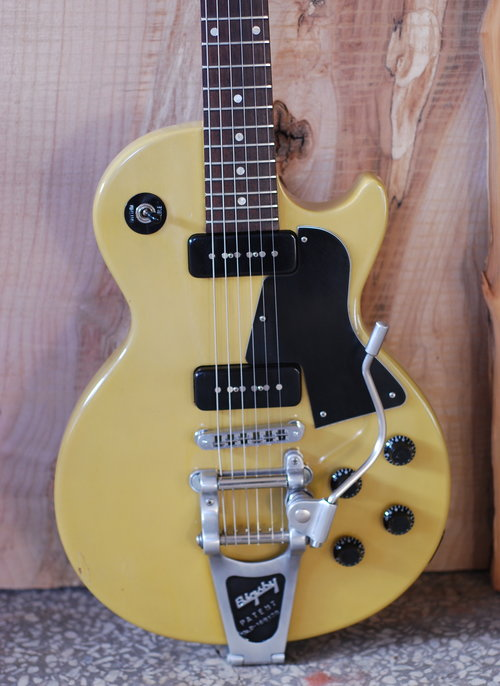 Gibson Les Paul Tv Special Bigsby Jam Factory Guitars